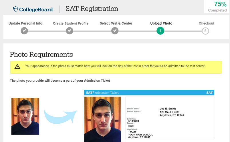 How to Register for SAT